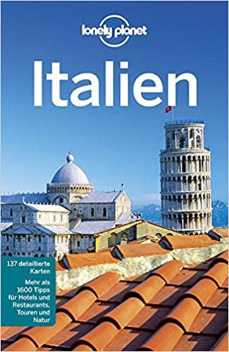 Lonely Planet Reisefuhrer Italien 9783829723404 Amazon Com Books