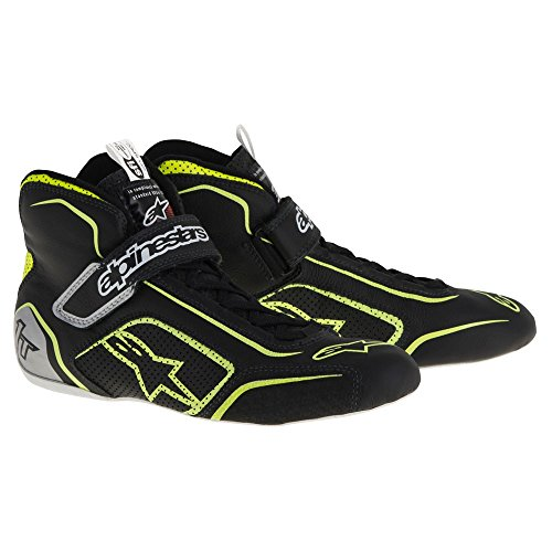 alpinestars-2710115-1519-7-tech-1-t-shoes-black-fluor-yellow-size-7-sfi-33-level-5-fia-full-grain-le