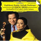 Bach: Arias for Soprano and Violin