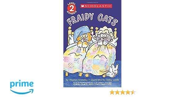 Amazon.com: Fraidy Cats (Scholastic Reader, Level 2 ...