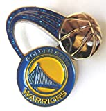 Golden State Warriors Glitter Pin