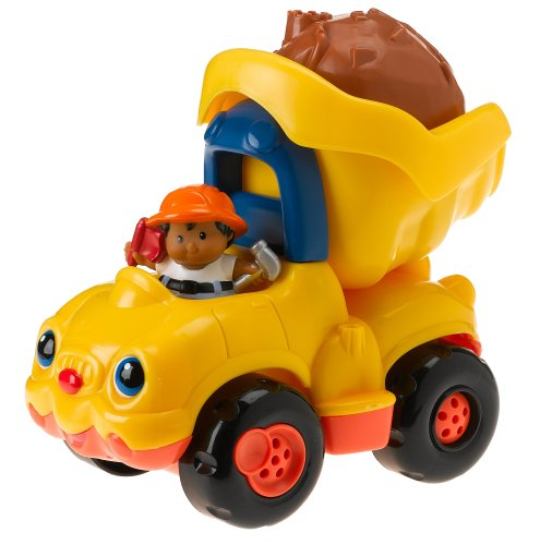Fisher-Price Little People Lil' Mover8482; Dump Truck (Little People Dump Truck)