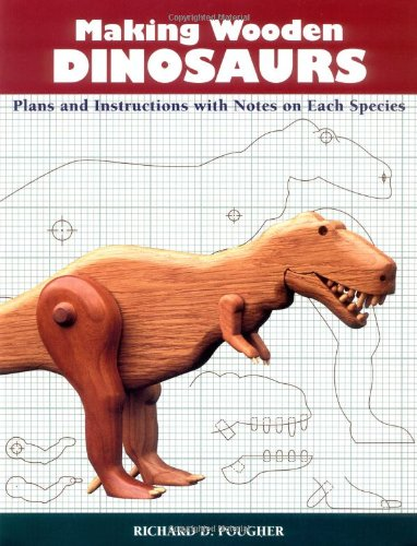 Making Wooden Dinosaurs