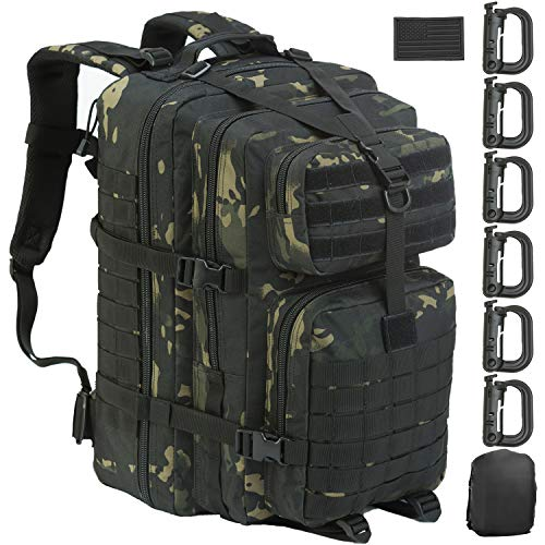 GZ XINXING Large Military Tactical Backpack Army 3 Day Assault