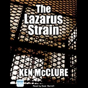 The Lazarus Strain Audiobook