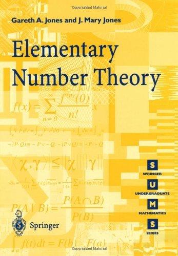 Download Elementary Number Theory (Springer Undergraduate Mathematics Series) Pdf
