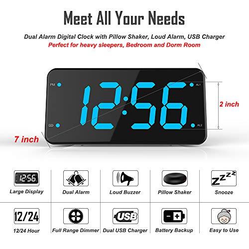 Buy alarm clocks for heavy sleepers