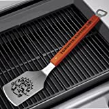 Sportula PRODUCTS 9021957 18.5'' Stainless Steel Spatula, Toronto Raptors