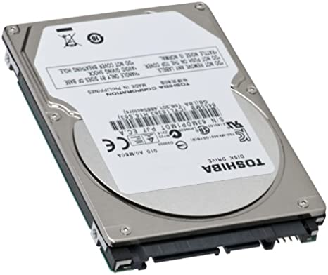 Toshiba MQ01ABF050 - Disco Duro Interno de 500 GB (5400 RPM, 2.5 ...