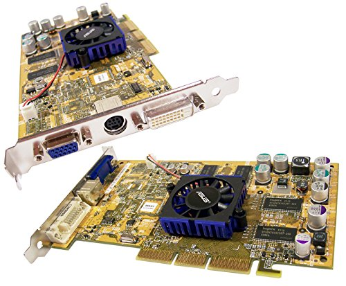 Asus Sony 176173651 FX5600 DVI VGA AGP 128MB Card V9560 GeForce Rev:1.02 Video Card