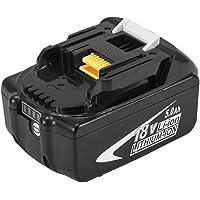Batería de repuesto 18V 5000mAh para Makita Batería