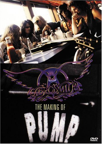 Aerosmith - The Making of Pump -