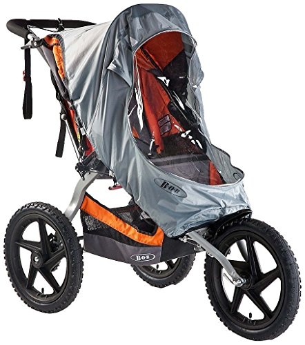 Single Stroller Sun Shade Weather Shield for BOB Sport Utility Single Stroller and Ironman - New! Ws1351