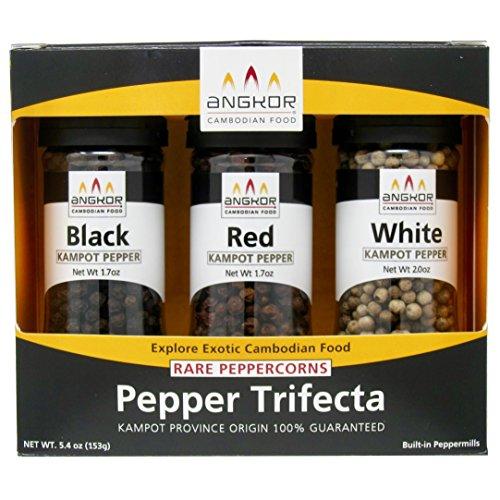 (Kampot Pepper (ម្រេចកំពត) - Gift Set)