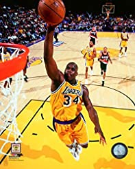 Shaquille O'Neal Los Angeles Lakers Acti...