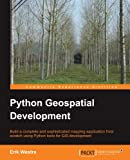 img - for Python Geospatial Development book / textbook / text book