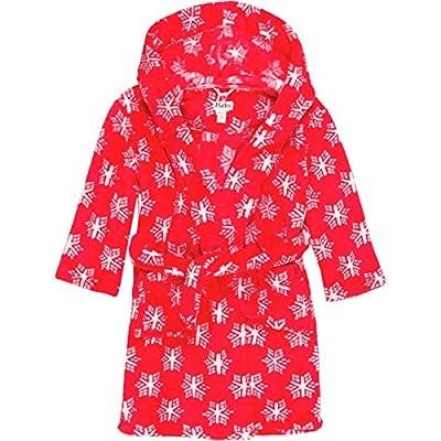 Hatley Girls' Fuzzy Fleece Robe