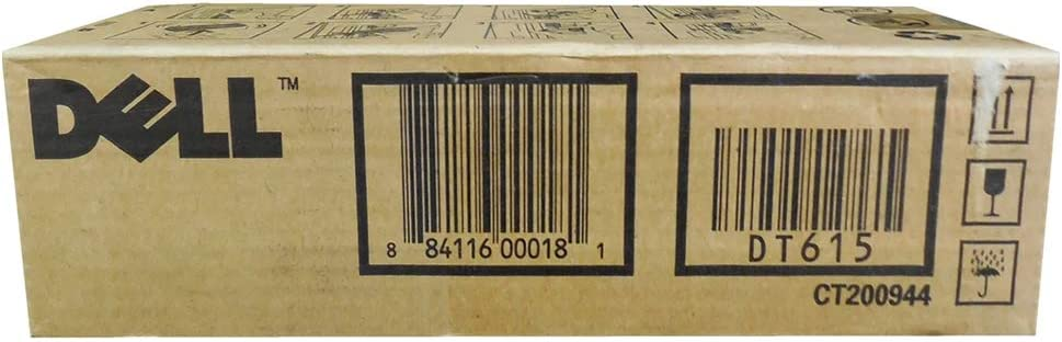 Original Dell 310-9058 Black Toner Cartridge for 1320c Color Laser Printer