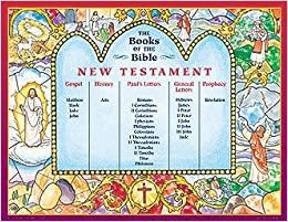 Books of the Bible: New Testament Large Poster: Grace Publications