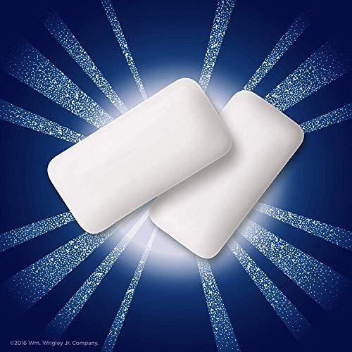 Eclipse Winterfrost Sugarfree Gum, 180 Piece Bag (Limited Edition) ()