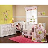 Carter's ''Jungle Collection'' 7 Piece Crib Set