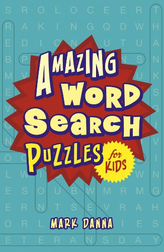 Amazing Word Search Puzzles for ()