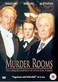 Murder Rooms - The Dark Beginnings Of Sherlock Holmes [DVD] [2000]