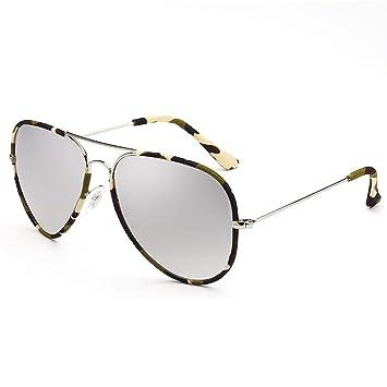 Gafas de sol Aviador Vogue UV Running New Trend Big Box Frog ...