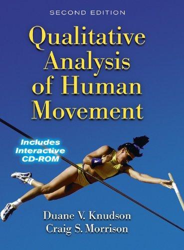 Qualitative Analysis of Human Movement 2nd Ed.
