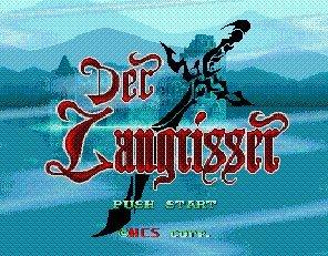 Der Langrisser, Super Famicom (Japanese Super NES Import)