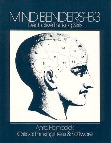 Free Mind Benders B3: Deductive Thinking Skills