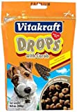 Vitakraft Dog Drops with Carob, My Pet Supplies