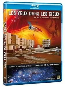 Les Yeux dans les cieux : 400 ans de découverte astronomique [Francia] [Blu-ray]