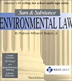 Environmental Law: Sum & Substance