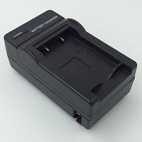 HZQDLN Portable AC Li-10B Battery Charger Li-10C for OLYMPUS Stylus 300 3.2 MP Digital Camera