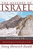 The History of Israel, Heinrich Ewald, 1592448844