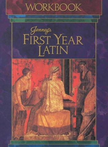 Jenney's First Year Latin Workbook