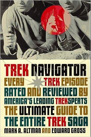 Trek Navigator: The Ultimate Guide to the Entire Trek Saga