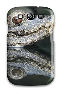 Leana Buky Zittlau's Shop New Style Snap On Case Cover Skin For Galaxy S3(crocodile)