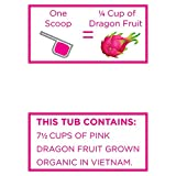 KOYAH - Organic Freeze-dried Pink Dragon Fruit