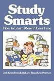 Study Smarts, Judi Kesselman-Turkel and Franklynn Peterson, 0809258528