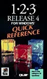 1-2-3 Release 4 for Windows Quick Reference, NIELSON, 1565293908