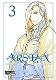 The Heroic Legend of Arslan, Band 3