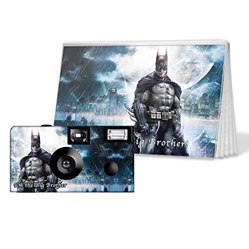 I'm The Big Brother Camera and Photo Album Set - Batman (PK856)