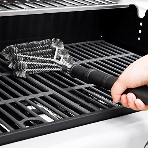 bazaar-new-grille-grill-bbq-brush-barbecue-cleaner-3-steel-wire-heads-effortless-cleaning-plastic-ha