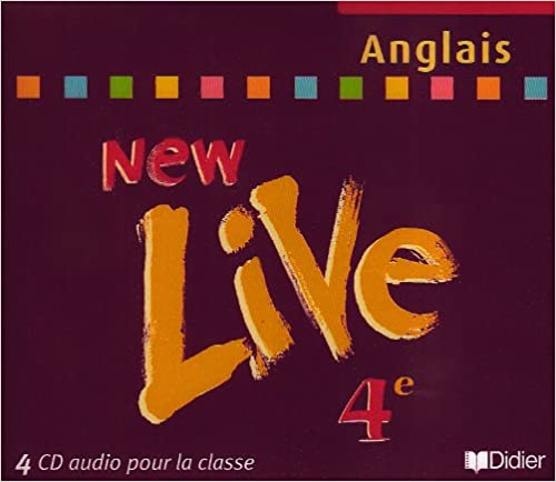 New live 4e lv1 CD classe (French Edition)