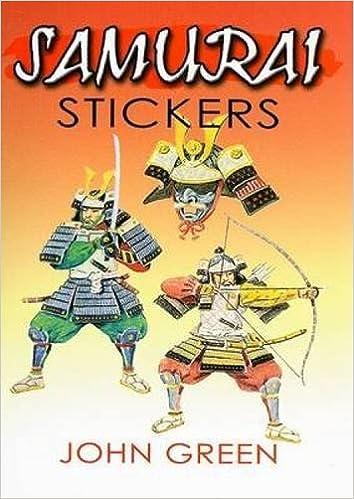 samurai stickers dover stickers