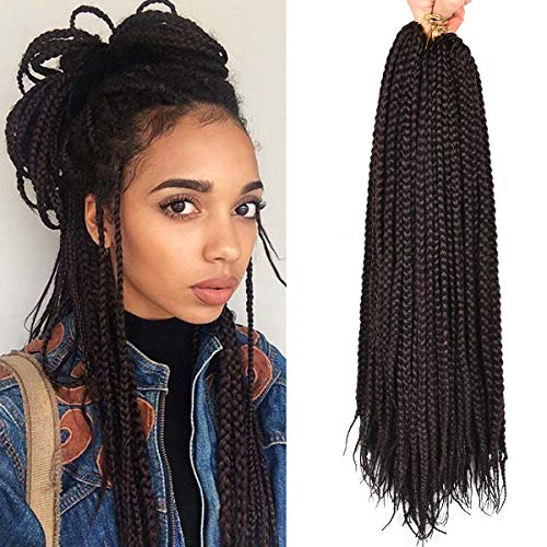 Alileader Crochet Extensions Synthetic Braiding product image