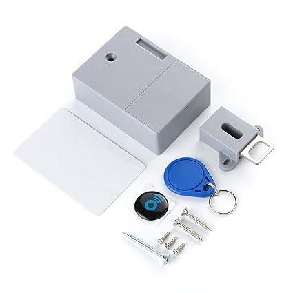 Promisy IC Card Sensor Digital RFID Lock For Cabinet, Drawer