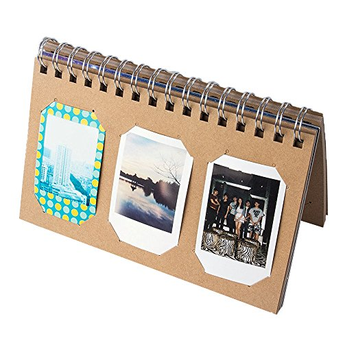 Fujifilm Instax mini film album, compatible with Polaroid Zink photo paper, LG Pocket Photo Zink ink Sticker Printer Paper 51XXBzIVvbL
